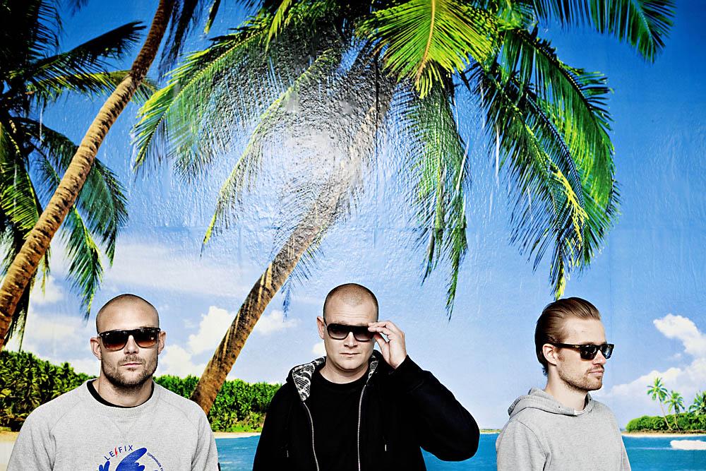 Suspekt - dansk rap-trio - udgiver nyt album kaldet Elektra