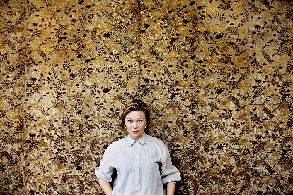 skuespiller Sofie Stougaard