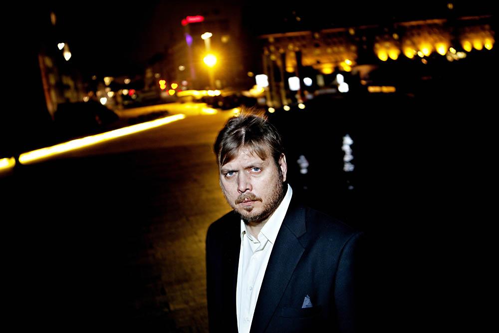 "Nicolas Bro spiller hovedrollen i Christoffer Boes nyeste film ""Beast"""