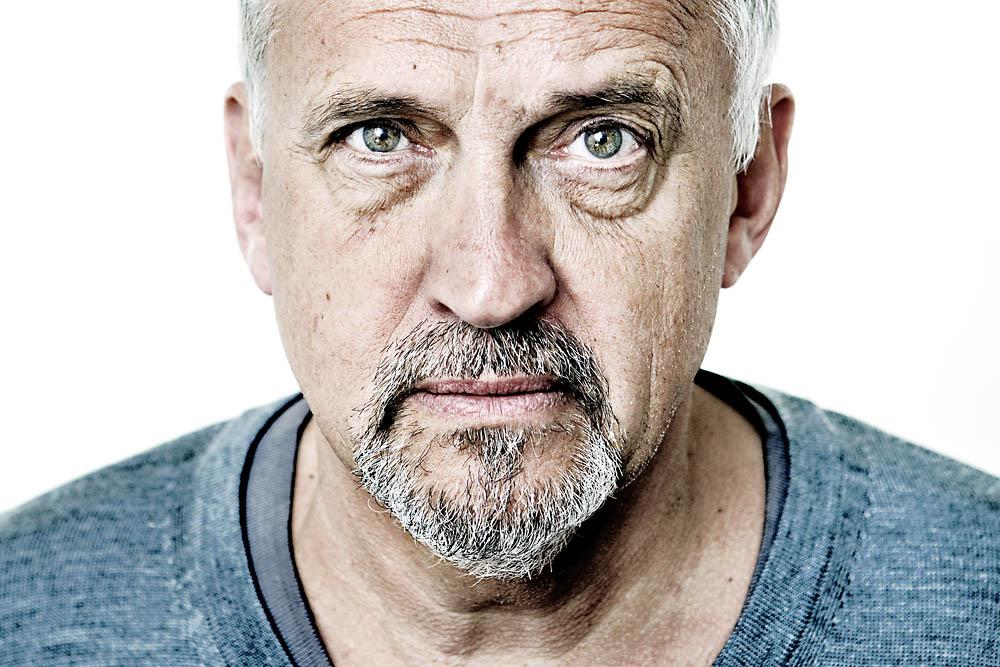 Den danske forfatter Jussi Adler Olsen