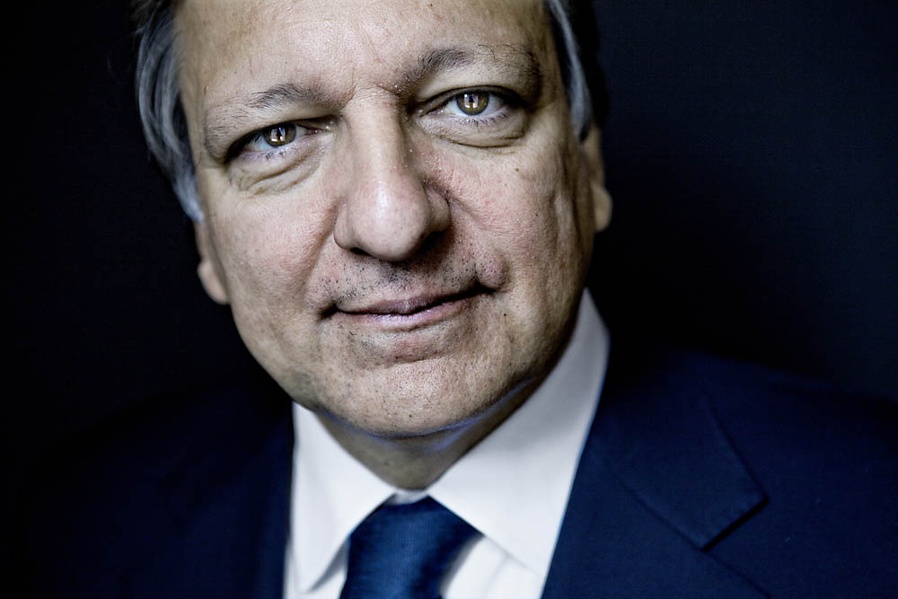 EU-kommissionsformand Jose Manuel Barroso
