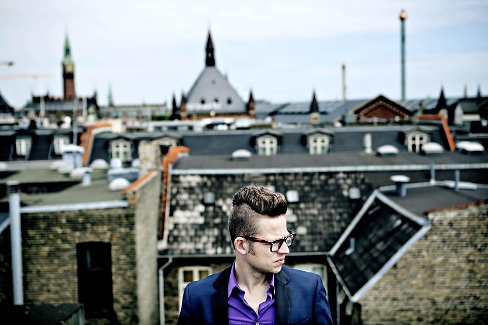 Den norske musiker og sanger Jarle Bernhoft