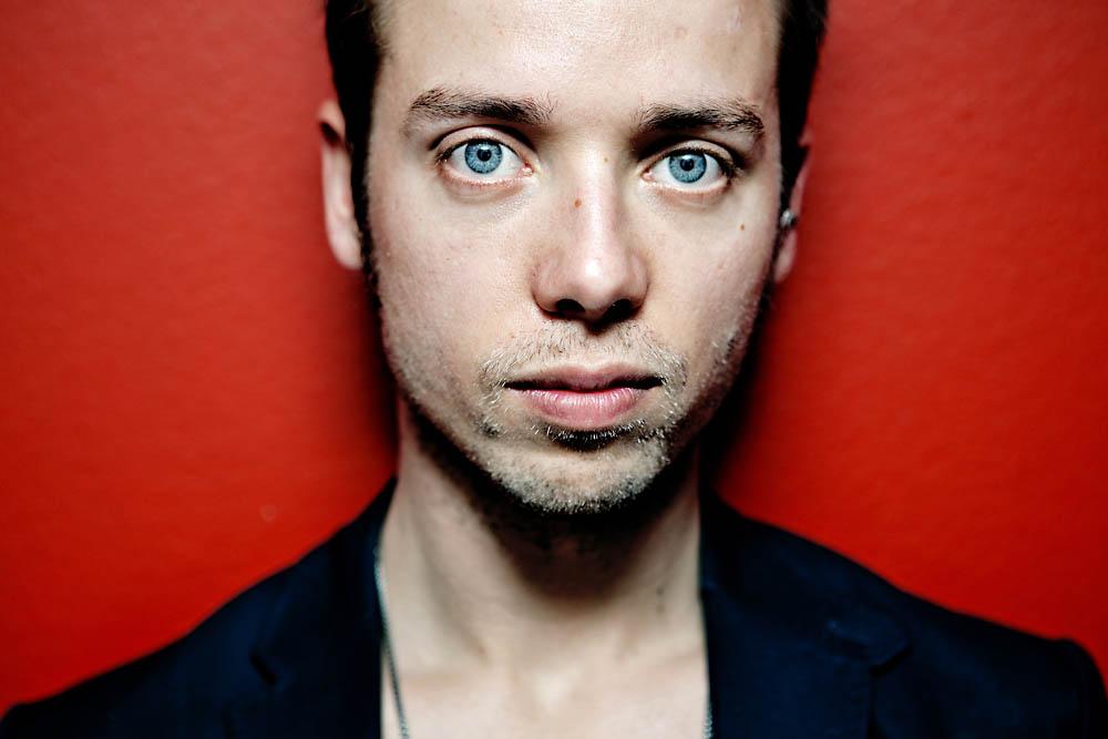 Den danske musiker og sanger Mads Langer
