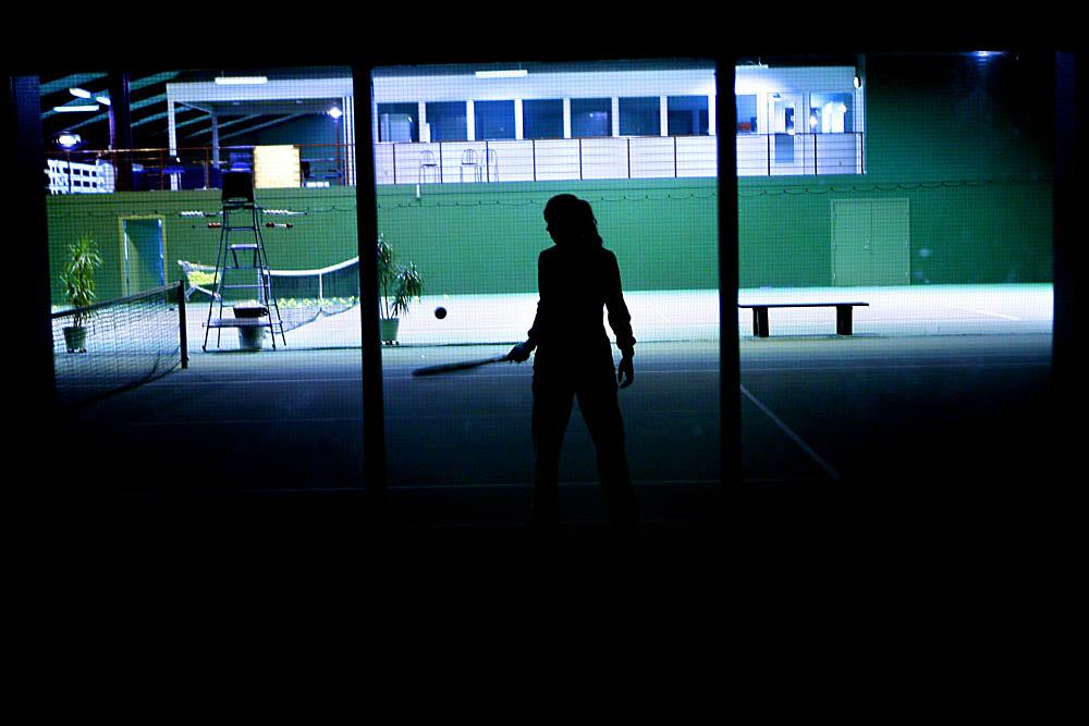 Tennisspiller Caroline Wozniacki - modtager af metroXpress sport award 2008