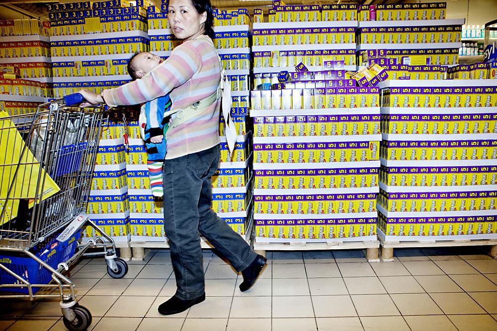 Sveriges og Nordeuropas største varehus - Gekås - i Ullared